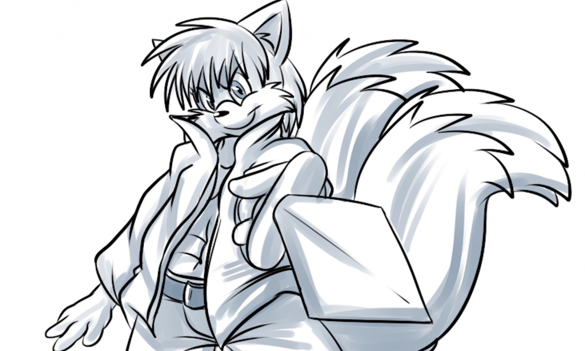 Erratic Foxboy