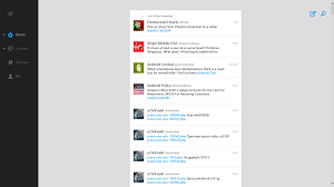Picture of Twitter for Windows 8